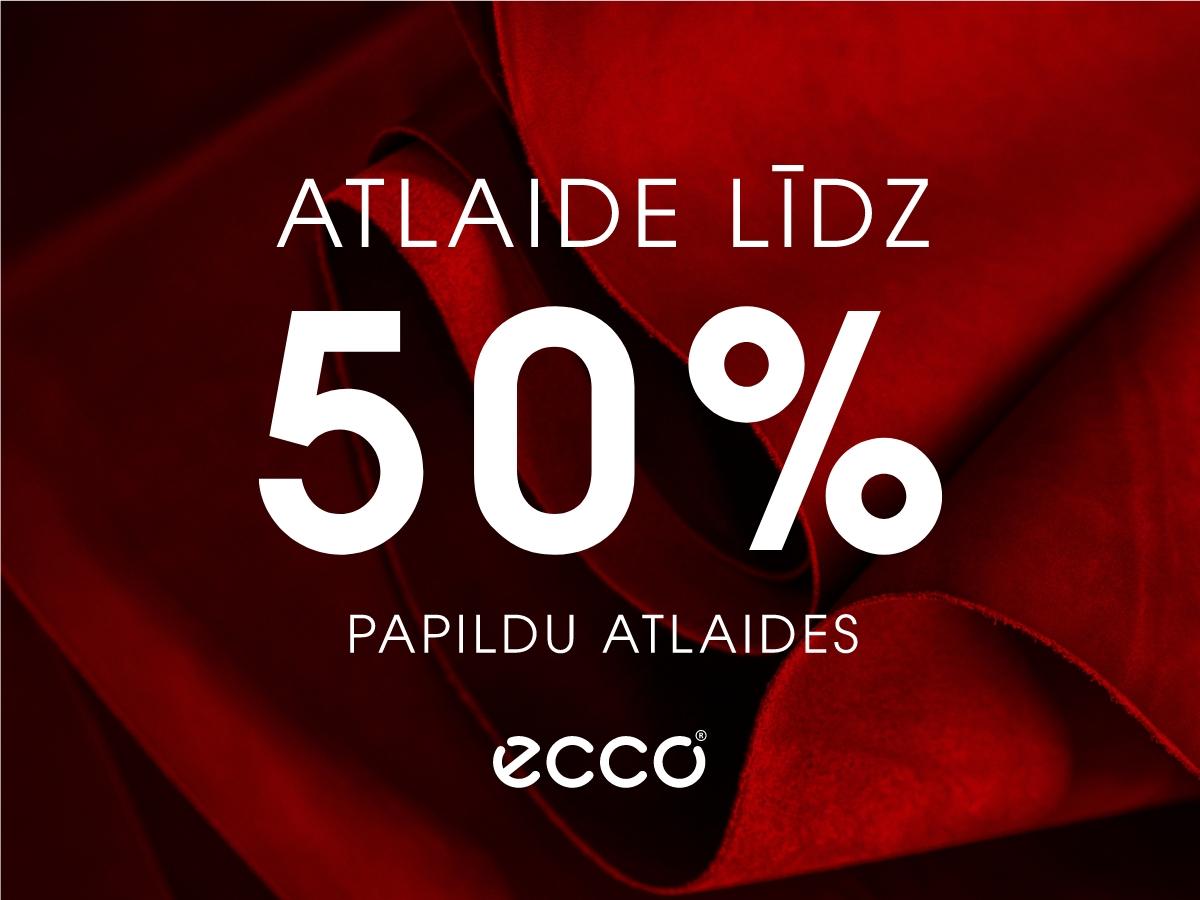 ECCO izpārdošana