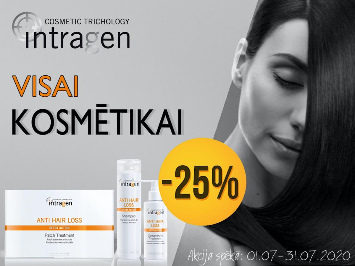 Intragen - visai kosmetikai - 25%