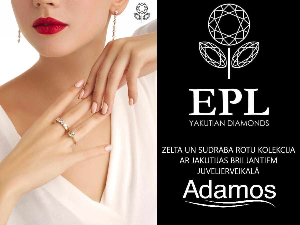 Jaunums! EPL DIAMOND. YAKUTIAN DIAMONDS!