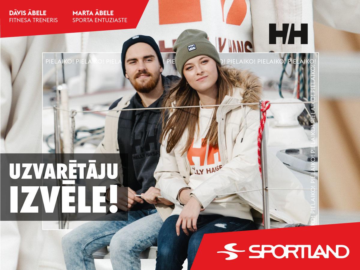 UZVARĒTĀJU IZVĒLE! Kvalitatīvs rudens-ziemas jaku un apavu piedāvājums Sportland veikalā!