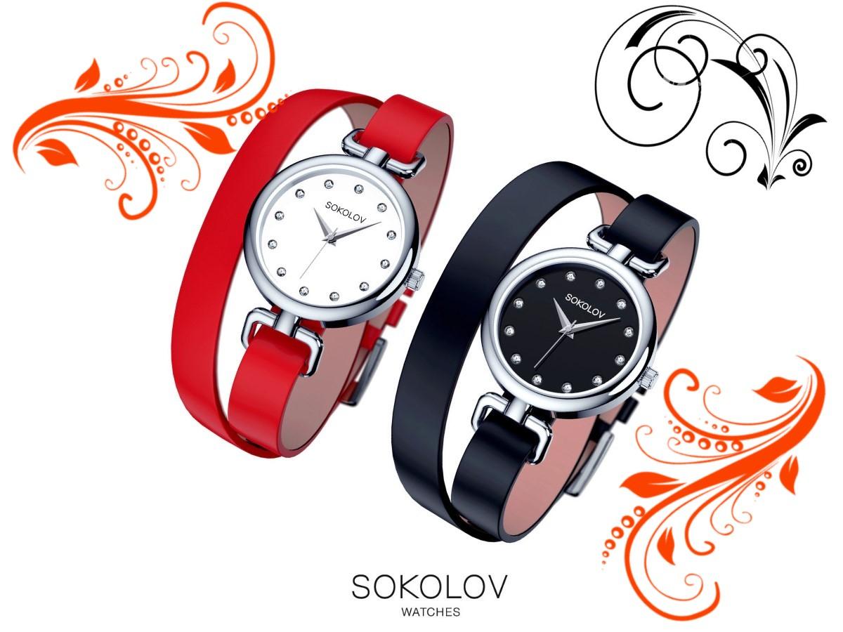 Zīmola SOKOLOV pulksteņu kolekcija papildināta ar modeļiem no tērauda.