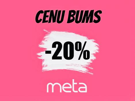 CENU BUMS -20%!