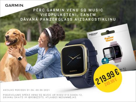 Elegants Garmin viedpulkstenis par pievilcīgu cenu un dāvanu!
