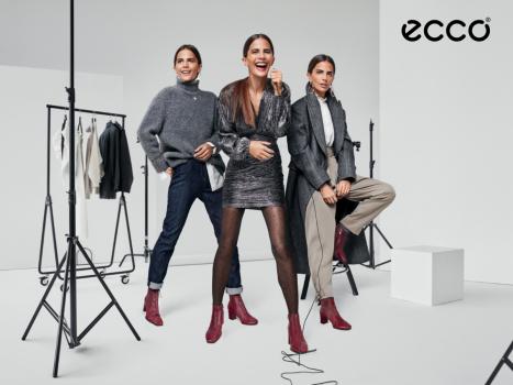 Iepazīstinām ar jaunajiem ECCO SHAPE
