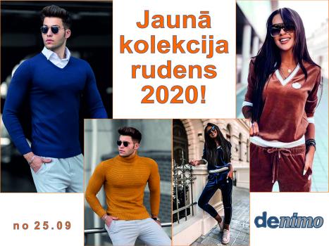 Jaunā kolekcija rudens 2020!
