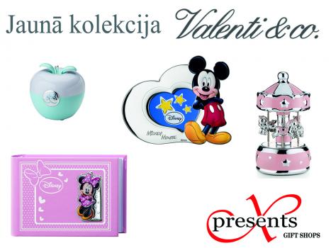 """Jaunā kolekcija """"Valenti & Co."""""""