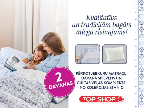 Matrači + gultasveļa + spilvens