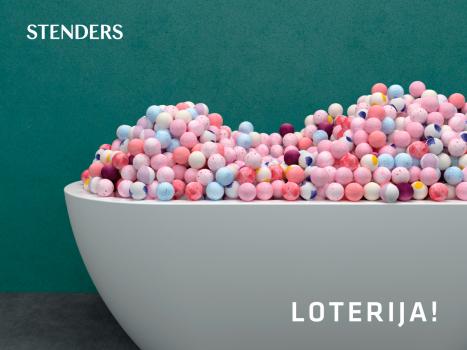 Piedalies lielajā rudens loterijā!