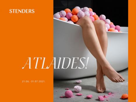 Tavi iecienītākie STENDERS produkti par līdz pat 70% izdevīgāk!