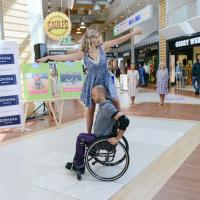 Aicinām palīdzēt bērniem ar īpašām vajadzībām pievērsties aktīvākam dzīvesveidam