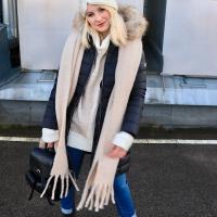 Modes blogere iesaka siltas lietas, ko #vajag noķert ziemas izpārdošanā