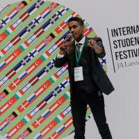 Starptautiskais skolēnu mācību uzņēmumu gadatirgus