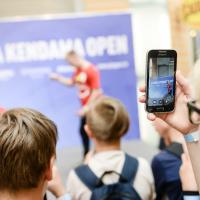 """Starptautiskās sacensības """"Domina Kendama Open"""" 25. un 26. maijā"""