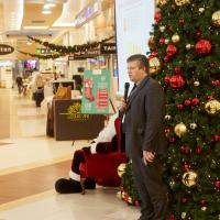 Svinīgā Veikalu vadītāju Ziemassvētku sapulce