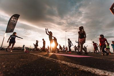 Nike+ Training Club treniņš