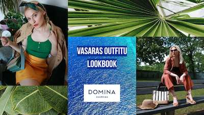 Anetes vasaras outfitu lookbook