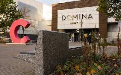 """""""Domina Shopping"""" инвестирует 120 тыс. евро в благоустройство дружественного для семей центрального сквера"""