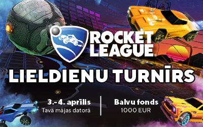 Rocket League turnīrs