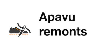 Apavu remonts