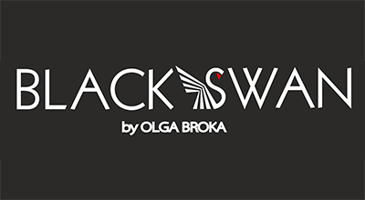Black Swan by Olga Broka
