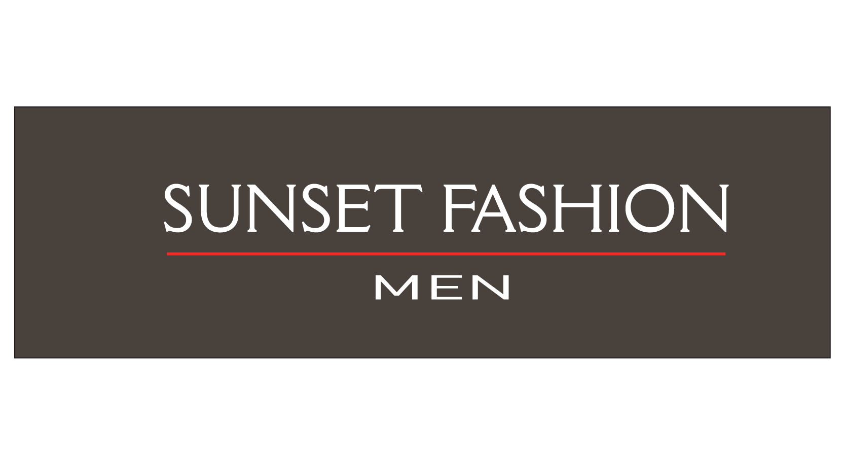 Sunset Fashion men